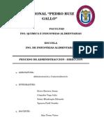 La Direccion (1)