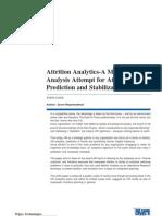 Attrition Analytics 131