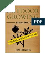 Outdoor Growing Starter Kit 2017