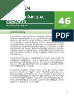Boletin 46 Ataque Quimico Al Concreto