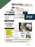 Ta Fundamento Empresarial 2016 2 Modulo II