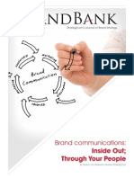 Brand Communications - Inside Out Through Your People