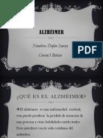 Alzhéimer Dafne Suazo