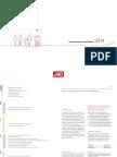 Enviroment Social Report 2014