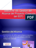 S.05 Gestion Alcance