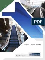 111 Catalogo de Escadas e Esteiras Rolantes