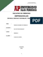Trabajo Aplicativo Finanzas II