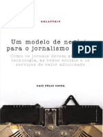 Um Modelo de Negocio Para o Jornalismo Digital