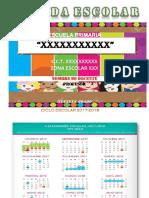 Agenda Escolar 2017-2018 195 Dias
