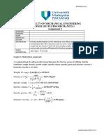 Scheme Assg1 Fluids Mechanics 1 Bmm2533 Sem 1 2011 2012