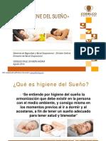 PPT Higiene Del Sueño Revisada Por Ignacio Méndez [Sólo Lectura]