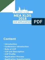 MEA CCP APP R2