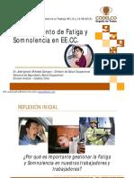 Procedimiento de Fatiga y Somnolencia Para EECC DAND (12 y 14-08-2014) [Sólo Lectura] [Modo de Co