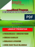 Program p2 Hepatitis