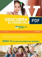 Folleto WISC V