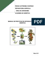 manual de practica de genetica