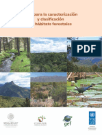 6661Guía Para La Caracterización y Clasificación de Hábitats Forestales