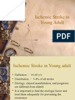 Ischemic Stroke in Young Adult