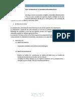 Tratamiento Estadistico de La Informacion Hidrologica