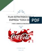 Cocacola Trabajo
