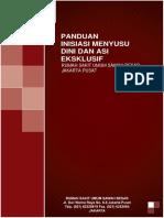 PANDUAN MENYUSU DINI DAN ASI EKSLUSIF FIX.docx