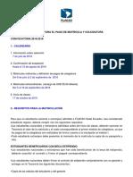 Instruct Ivo Financier o Matric Ula