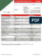 Pury p168tlmu a Bs 208 230v Productdatasheet
