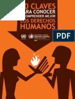 20 claves para conocer y comprender mejor los derechos humanos