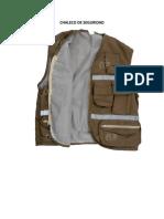 Detalle de EPP Personal Tecnico