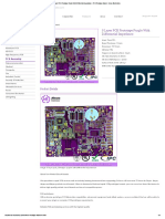 8 Layer PCB Prototype Purple With Differential Impedance - PCB Prototype Board - Heros Electronics