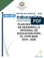 PSDI_Educación_Final Aprobado RM 0092