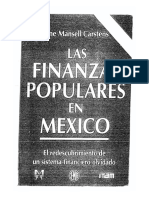 Las Finanzas Populares en México