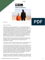 El Manifiesto- Queridos Yihadistas