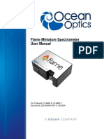 Ocean Optics Flameio Manual