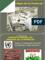 El mercado negro de las farmaceuticas.ppt