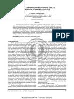 PERAN ANTIOKSIDAN FLAVONOID DALAM.pdf