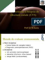 Amniocenteza Si CVS