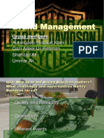 16922555 Harley Davidson Case Study