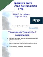Comparativa Entre Mecanismos de Transición IPV6
