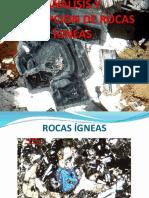 Analisis y Descripcion de Rocas