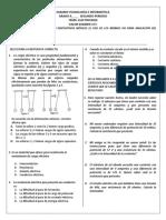 Examen Tecnología e Informática 9