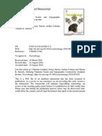 Thalamic Nucleos Article