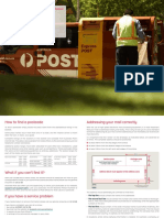 Standard Postcode File Pc001 28062017