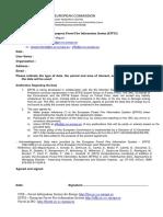 EFFIS.DataDisseminationAgreement2016