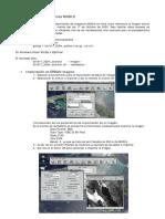 Importacion Imagenes MODIS