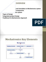 KEY ELEMENTS OF MECHATRONICS.ppt