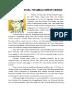 Tokoh Pendidikan - Ki Hajar Dewantara.doc
