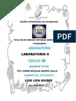 Monogfrafia Mypes en El Peru Laboratorio II