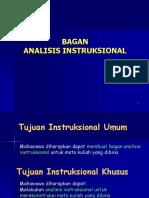 Bagan Analisis Desain Instruksional