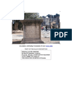 Inscription Celebrating Constantius II Near Curia Julia